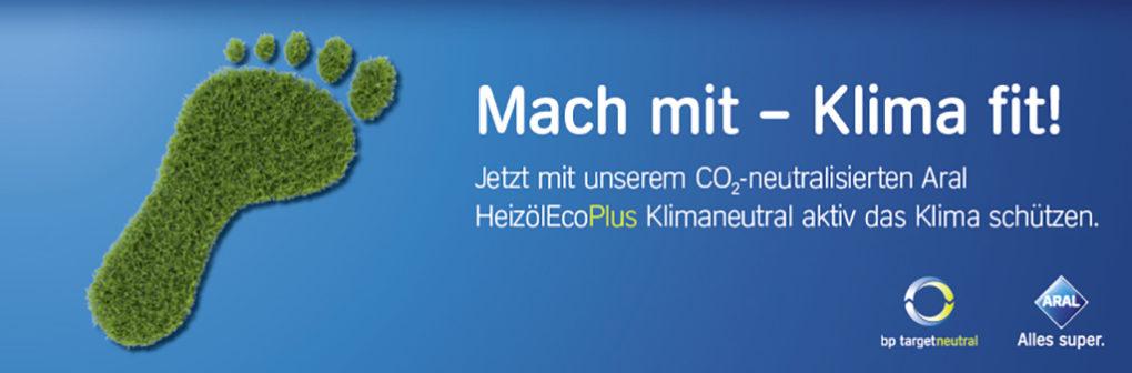 Klimaneutrales Heizöl bei Heizöl Wade aus Rüsselsheim